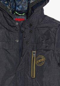 s.Oliver - MANTEL - Zimní kabát - dark blue melange - 6