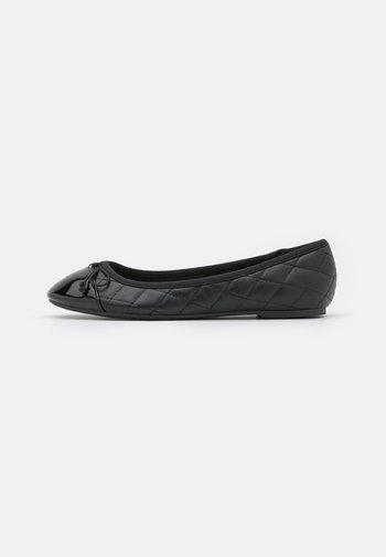 COMFORT - Ballerina - black