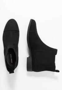 Anna Field - Kotníková obuv - black - 3