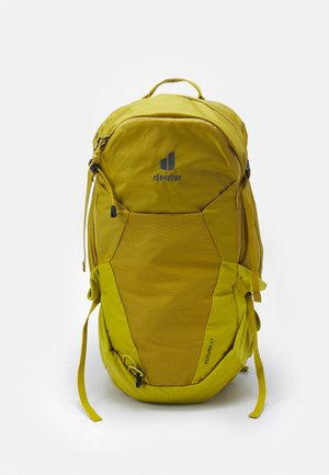 FUTURA 27 UNISEX - Backpack - turmeric/greencurry