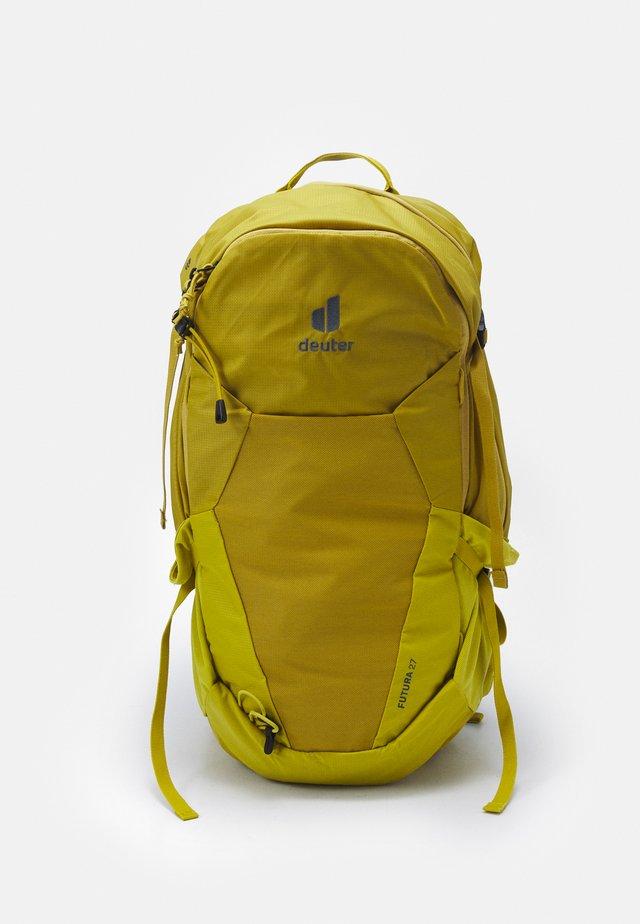 FUTURA 27 UNISEX - Plecak podróżny - turmeric/greencurry