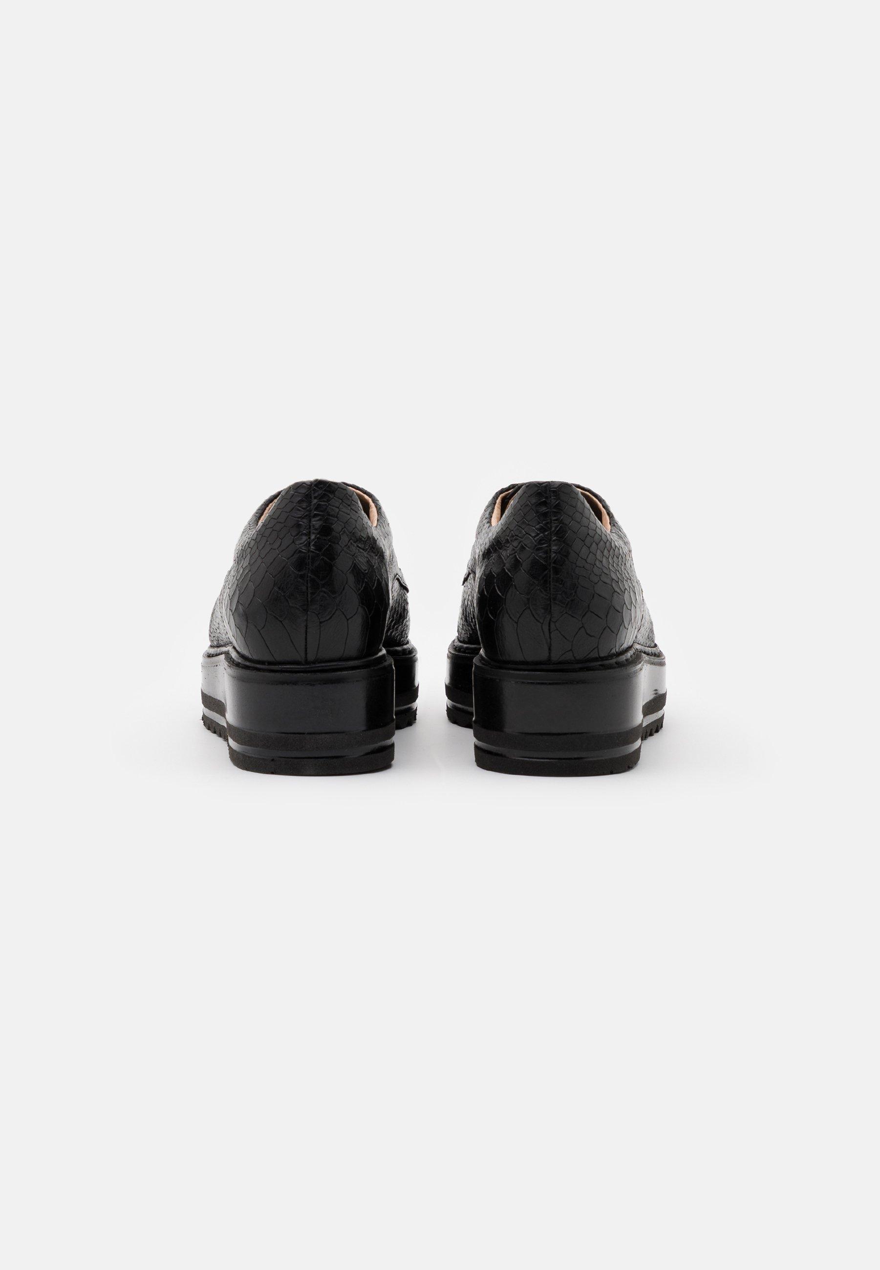 San Marina Malice - Schnürer Noir/schwarz
