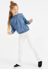 WE Fashion - Blouse - blue - 0