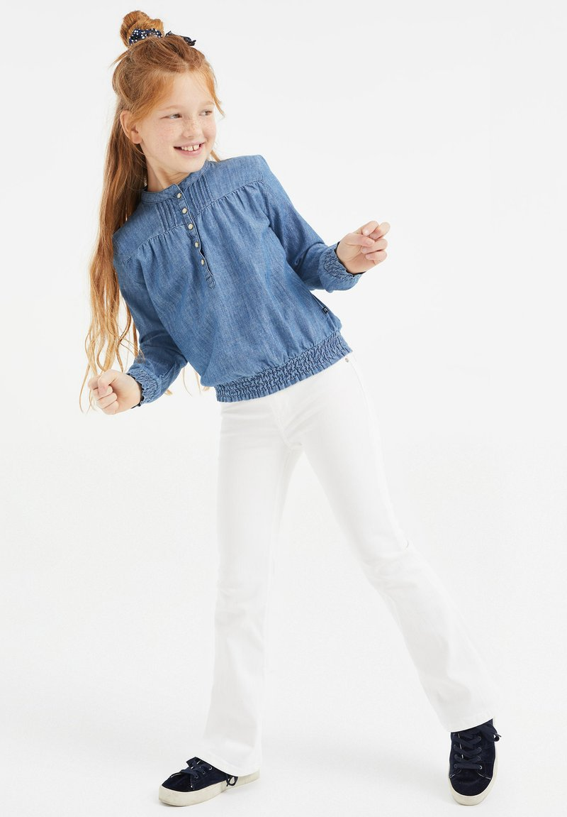 WE Fashion - Blouse - blue