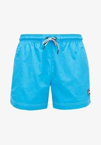 BOSS - TUNA - Swimming shorts - blue - 4