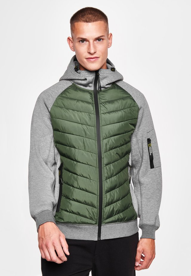 SCUBA - Light jacket - thyme