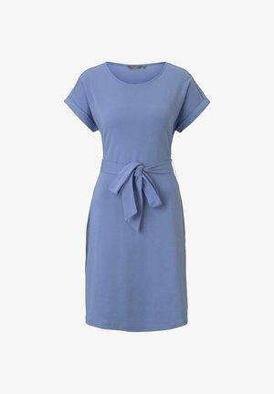 Jersey dress - dreamy blue