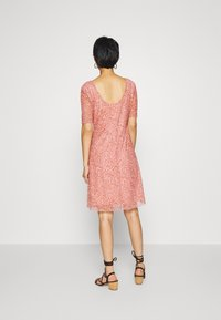Moss Copenhagen - JAVANA DRESS - Day dress - rose - 2