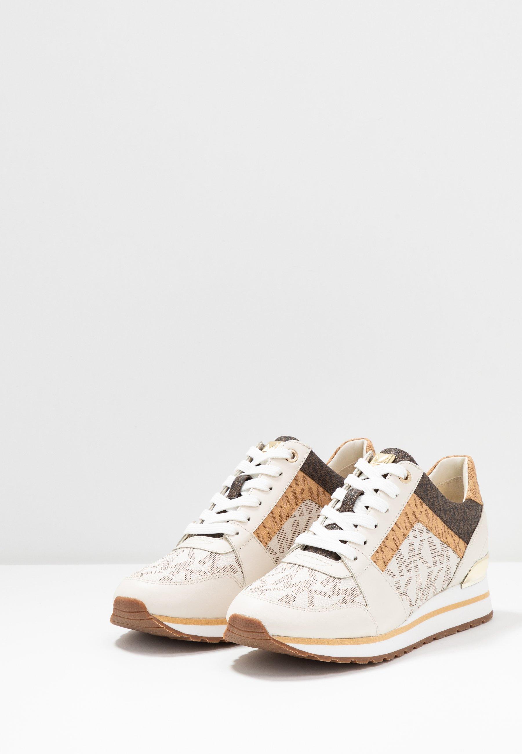 MICHAEL Michael Kors BILLIE TRAINER Sneaker low cream/multicolor/offwhite