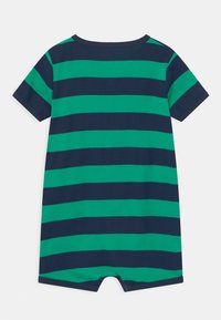 Carter's - SUR STRIPE - Overal - green/dark blue - 1