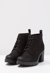 Vagabond - GRACE - Ankle boots - black - 3