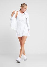 adidas by Stella McCartney - JACKET - Sportovní bunda - white - 1