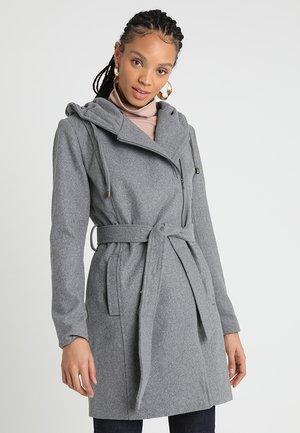 OBJJOLIE COAT - Manteau classique - light grey melange