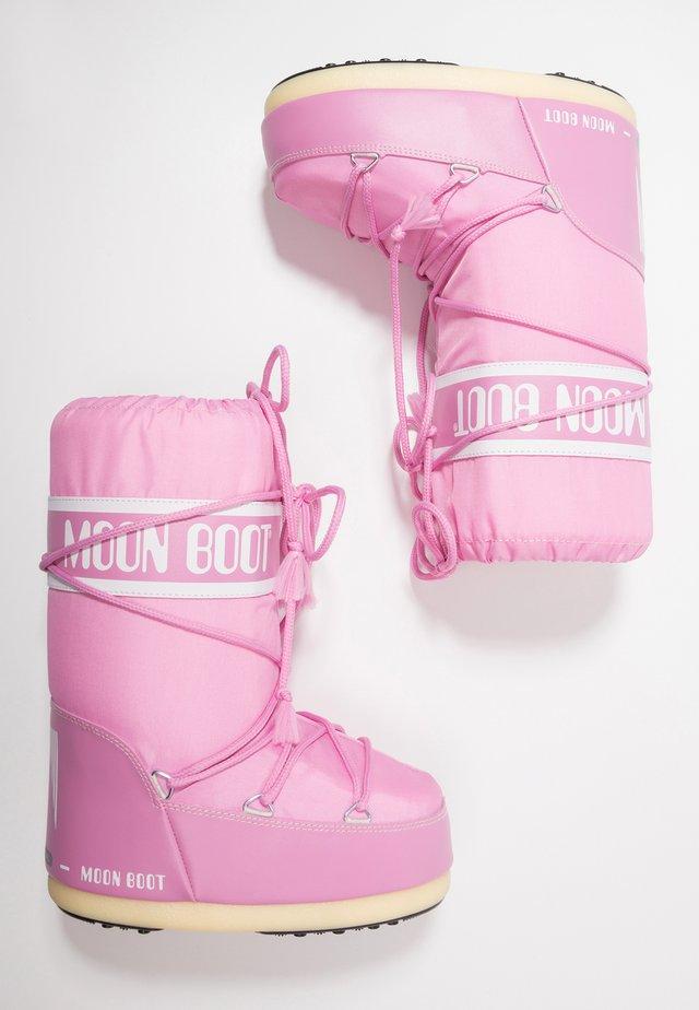 Bottes de neige - pink