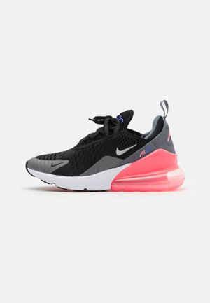 AIR MAX 270 - Baskets basses - black/metallic silver/smoke grey