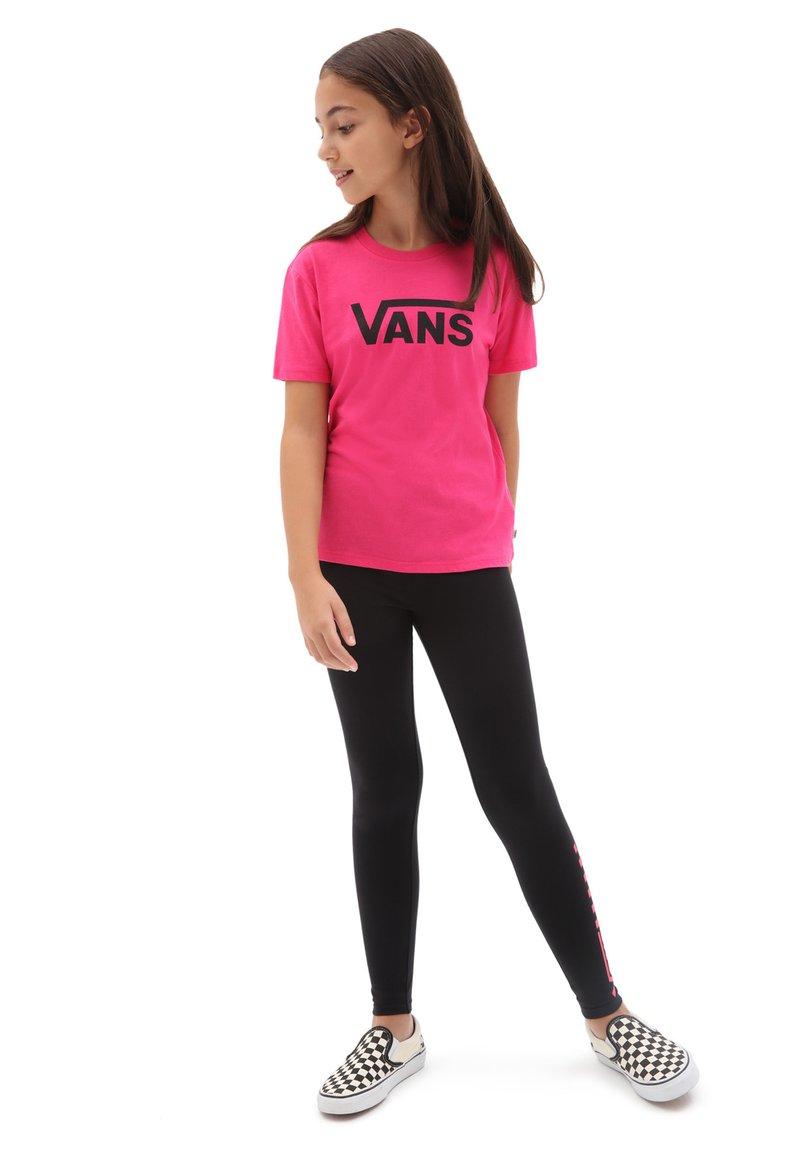 Vans - GR FLYING V CREW  - T-shirt print - orchid