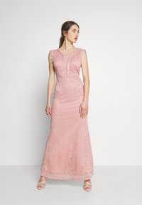WAL G. - FULL MAXI DRESS - Robe de cocktail - blush - 1