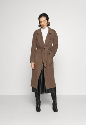 FIRENZE - Classic coat - dark khaki