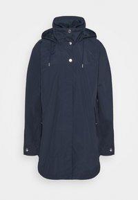 Helly Hansen - VALENTIA RAINCOAT - Hardshell jacket - navy - 4