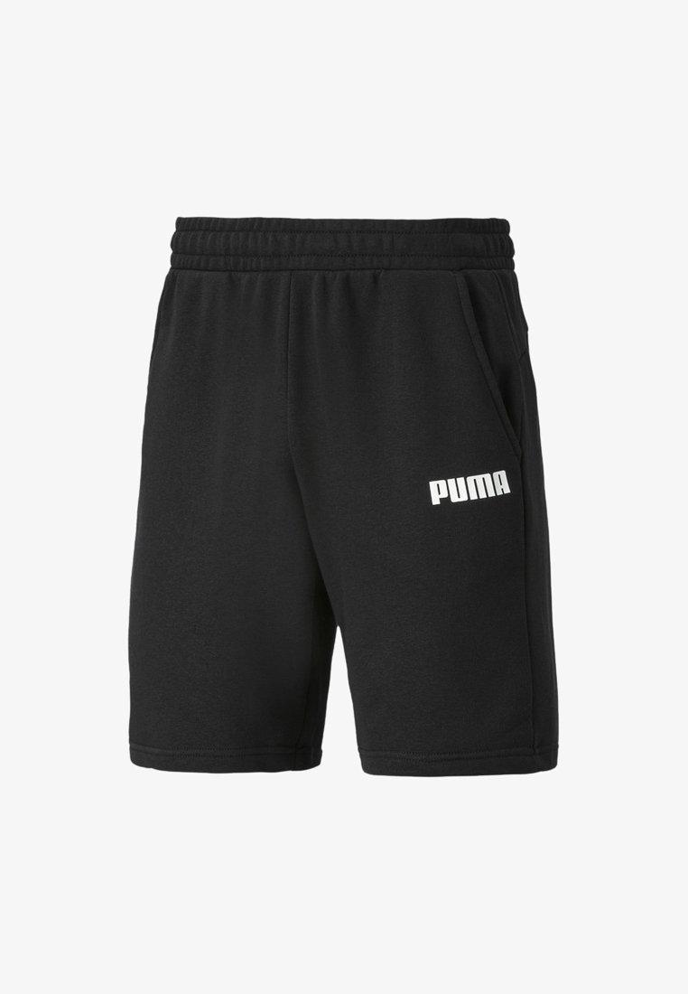 Puma - ESSENTIALS  - Shorts - cotton black