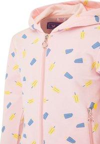 myMo KIDS - Zip-up sweatshirt - hellrosa - 2