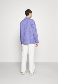 adidas Originals - JACKET - Cowboyjakker - light purple/white/silver met. - 2
