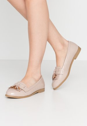 KAIRY - Loaferit/pistokkaat - cream