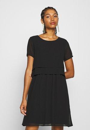 VIISSI  - Denní šaty - black