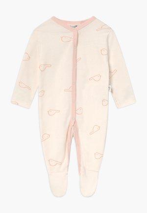 OVERALL BABY  - Pyjama - white whisper