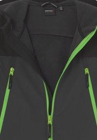 Icepeak - KONAN JR - Soft shell jacket - anthracite - 2