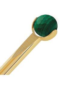 Haute Custom Beauty - PRECIOUS CONTOURING FACIAL MASSAGER MALACHITE. - Skincare tool - green - 1