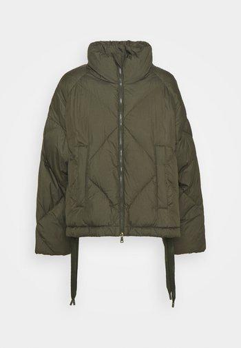 PERE - Down jacket - green kaki