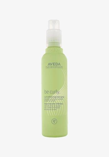 BE CURLY ™ CURL ENHANCING HAIR SPRAY  - Hair styling - -