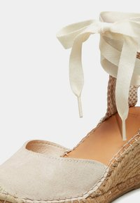 Selected Femme - Loafers - sand - 6