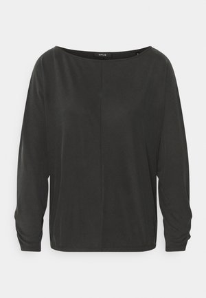 SEBOTA - Long sleeved top - slate grey melange