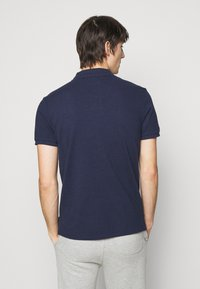 Polo Ralph Lauren - CUSTOM SLIM FIT MESH POLO - Polo shirt - spring navy heather - 2
