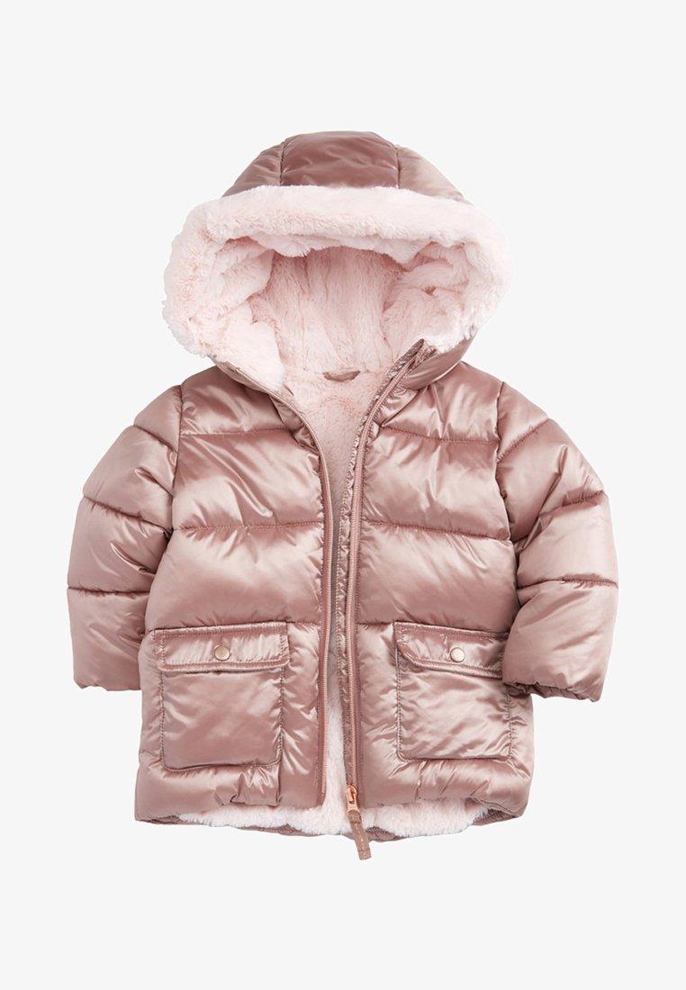 Next - SHOWER RESISTANT  - Winter coat - pink