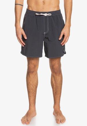 Swimming shorts - tarmac