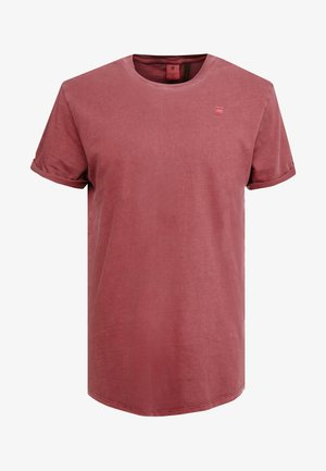 LASH - Basic T-shirt - port red
