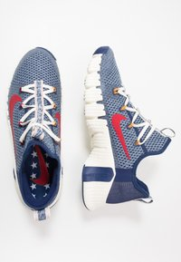 Nike Performance - FREE METCON 3 AMP - Sports shoes - deeproyal blue/gym red/deep royal blue - 1
