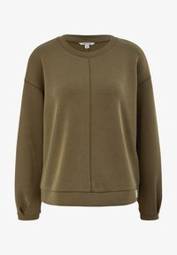 comma casual identity - Sweatshirt - khaki - 6