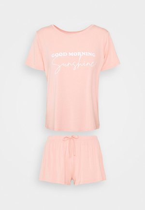 LUCY SHORT SET  - Pigiama - pink