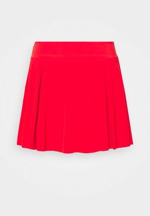 PLUS - Sports skirt - university red