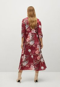 Violeta by Mango - RUG - Day dress - grenat - 2