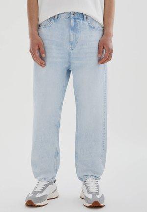 Džíny Relaxed Fit - light blue