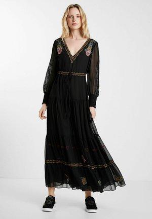 BOHO - Maxi dress - black