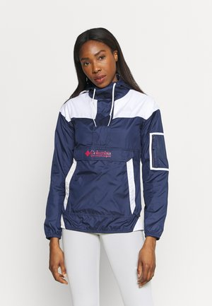 CHALLENGER™  - Windbreaker - nocturnal/white