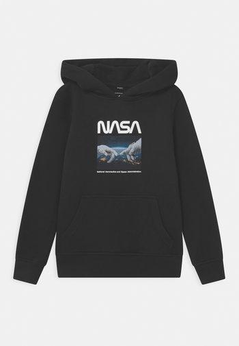 NASA ASTRONAUT HANDS HOODY UNISEX