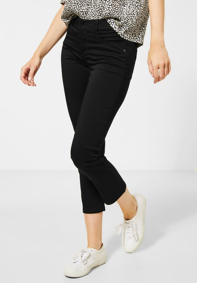 Jeans Slim Fit - schwarz