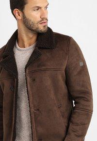 INDICODE JEANS - CROCKFORD - Light jacket - demitasse - 3